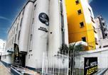 Hôtel Curitiba - Esquina Batel - Hotel Econômico-1