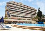 Location vacances Puerto de la Cruz - Beautiful apartment in Puerto de la Cruz with Outdoor swimming pool, Heated swimming pool and 1 Bedrooms-1