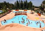 Camping avec Piscine Colombiers - Camping Les Berges du Canal-1