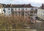 Location vacances Saint-Nizier-sur-Arroux - Bel appartement en plein coeur de ville-4