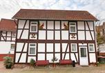 Location vacances Ronshausen - Zur Krone - Ferienhaus 1-3