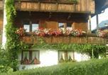 Location vacances Reith im Alpbachtal - Ferienwohnung Johanna-1