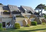 Location vacances Bretagne - Apartment les Terrasses de la Plage-3
