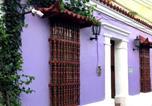 Hôtel Cartagena - Hotel Casa Pedro Romero-2