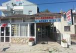 Hôtel Foça - Akdeniz Apart Hotel-2