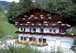 Location vacances Alpbach - Gästehaus Weiherhof-1