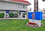 Hôtel Tempe - Motel 6 Phoenix Tempe - Broadway - Asu-1