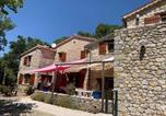 Location vacances Plaisians - Fontaine Nouvelle maison de charme Drôme Provençale, 10 personnes avec piscine-3