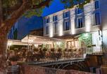 Hôtel Rocbaron - Hotel Restaurant des Maures-2