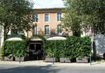 Hôtel Lagarde-Paréol - La Farigoule-1