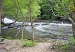 Location vacances Cherokee - Bryson City/Cherokee River Cabin-4