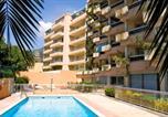 Location vacances Ventimiglia - Residence Les Jardins du Cap