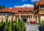 Hôtel Wisła - Hotel Pod Gołębiem-1