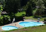 Camping en Bord de rivière Limousin - Camping de La Gartempe-1