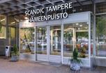 Hôtel Tampere - Scandic Tampere Hämeenpuisto