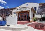 Hôtel Albuquerque - San Mateo Inn-2