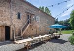 Location vacances Pamiers - Vintage Villa in Artigat with Private Terarce-1