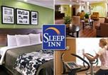 Hôtel Longview - Sleep Inn & Suites Longview North-1