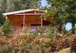 Camping en Bord de lac Haute-Vienne - Camping Naturiste Lous Suais-4