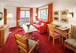 Hôtel Klösterle - Hotel Lech & Residenz Chesa Rosa-3
