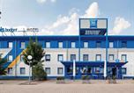 Hôtel Ahrensfelde - Ibis budget Berlin Hoppegarten-1