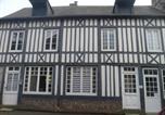 Hôtel Sainte-Marguerite-sur-Mer - Au bel accueil-1