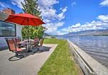 Location vacances Osoyoos - Waterfront Lake Osoyoos Cottage w/ Beach & Patio!-3