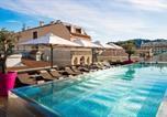 Hôtel 4 étoiles Mandelieu-la-Napoule - Five Seas Hotel-1
