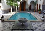 Hôtel Fès - Riad Sabah-1
