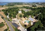 Camping avec Quartiers VIP / Premium Anneville-sur-Mer - Camping Domaine de la Ville Huchet-1