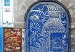 Hôtel Maroc - The Chill Art Hostel-4