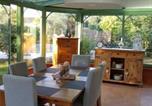 Hôtel Bérat - Au Jardin de la Saudrune-2
