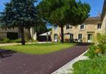 Location vacances Avy - Gites Jardin-darcy-1