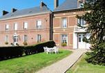 Location vacances Haute-Normandie - Holiday Home Le Domaine du Vasouy - Cvx400-3