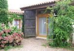 Location vacances  Vendée - Gîte Saint-Cyr-en-Talmondais, 4 pièces, 6 personnes - Fr-1-426-324-1