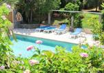 Location vacances Porri - House with 2 bedrooms in Sorbo Ocagnano with shared pool enclosed garden and Wifi-1