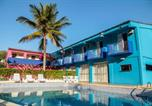 Hôtel Ubatuba - Hotel Costa Azul-4