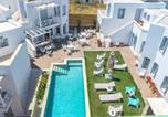 Hôtel Andros - Anemomiloi Andros-3