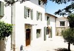 Hôtel Saint-Rémy-de-Provence - Gabrielle Jeanne-1