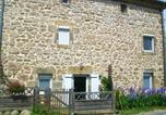 Location vacances Alboussière - Apartment with one bedroom in Champis with enclosed garden and Wifi-3