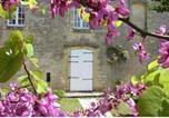 Location vacances Concorès - Holiday Home Le Passetemps Lune Degagnac-2