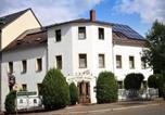 Hôtel Gare de Chemnitz - Pension & Gasthaus Nostalgie-1