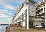 Location vacances Auckland - Waterfront Princes Wharf Private Apartment-1