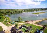 Camping avec Chèques vacances Côte-d'Or - Camping Le fil de l'eau-1