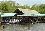 Villages vacances Koggala - Shiny Lakeside Resort-4