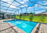 Location vacances Kissimmee - New Bethel Orlando Villa With Pvt Pool Jacuzzi, Game Room and close to Disney-4