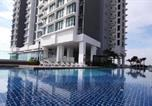 Location vacances  Malaisie - Mosaic Southkey City Centre Jb unit3434 by Myhome global-1