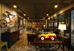 Hôtel Khlong Toei - Nandha Hotel-4