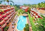 Location vacances Baga - Apartment near Baga Beach, Goa, by Guesthouser 61574-1