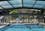Camping avec Piscine Cabourg - Flower Camping La Chênaie-3